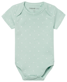 Noppies U Romper ss Sevilla mint