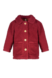 The New Chapter Teddy jacket with pockets