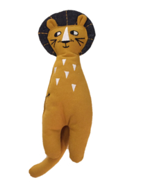 Roommate  LION RAG DOLL