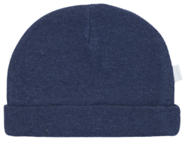 Noppies U Hat  Rib Nevel Navy Melange