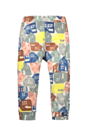 The New Chapter  Pants with homestories aop