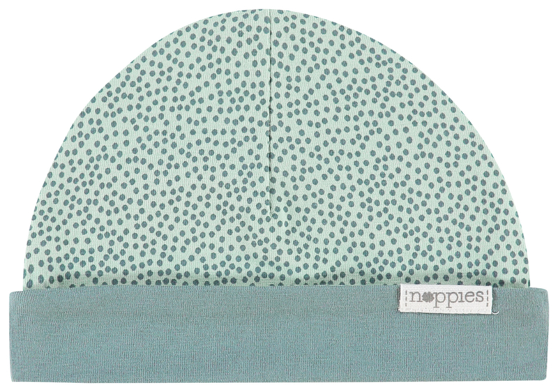 Noppies U Hat rev Babylon Grey Mint