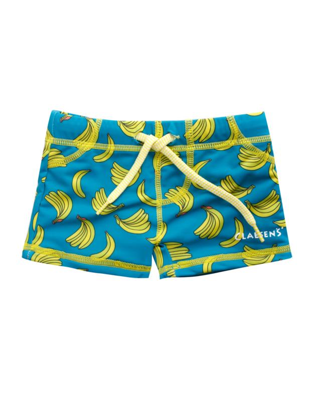 Claesens Boys Tight Fit Swimboxer Banana