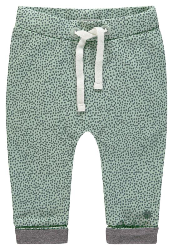 Noppies U Pants Jersey loose Kirsten aop mint