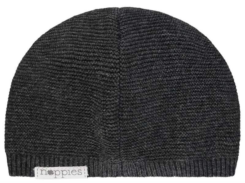 Noppies U Hat Knit Zola Charcoal