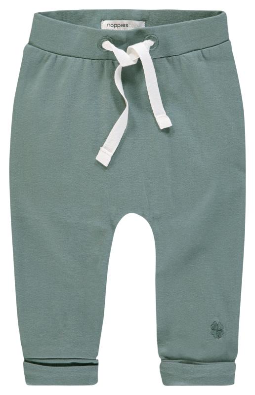 Noppies U Pants jrsy comfort Bowie Dark Green