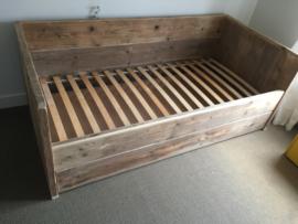Bedbank sloophout 4cm dik