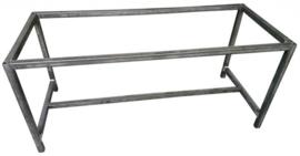 Stalen onderstel tafel buisframe koker 40x40mm