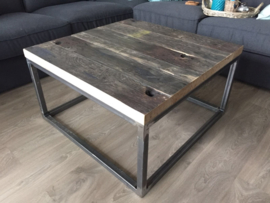 Salontafel Element Geborsteld Wagon