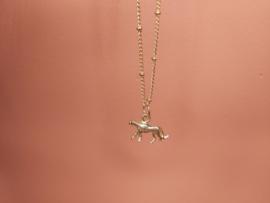 Luipaard hanger