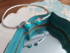 Turkoois armband