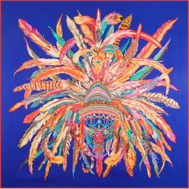 Ibiza feathers