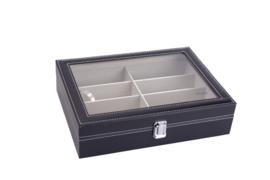 Display voor het opbergen van zonnebrillen | Brillen doos | 8 brillen
