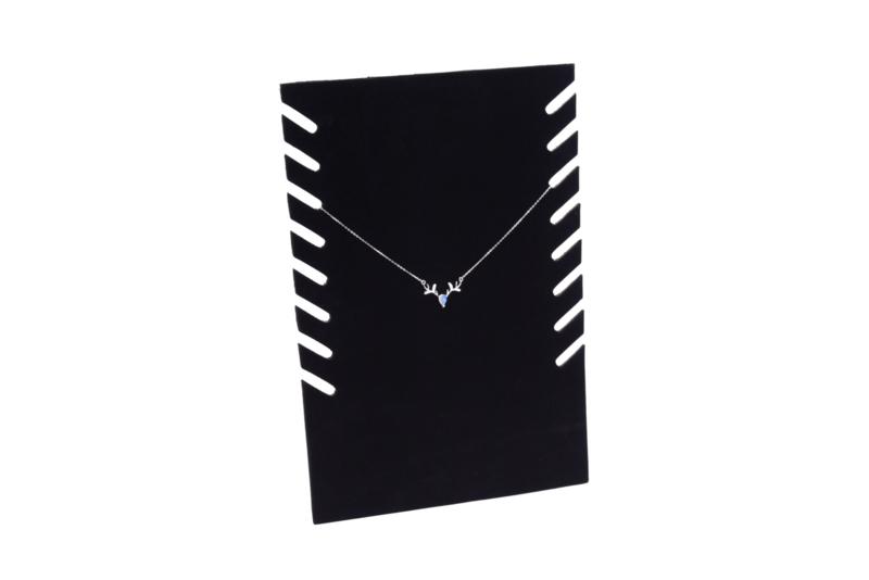 Sieraden display voor het presenteren van kettingen - opbergen sieraden - ketting standaard