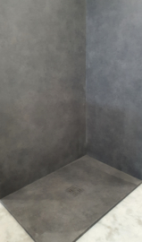 Helow 10mm Beton Zwart