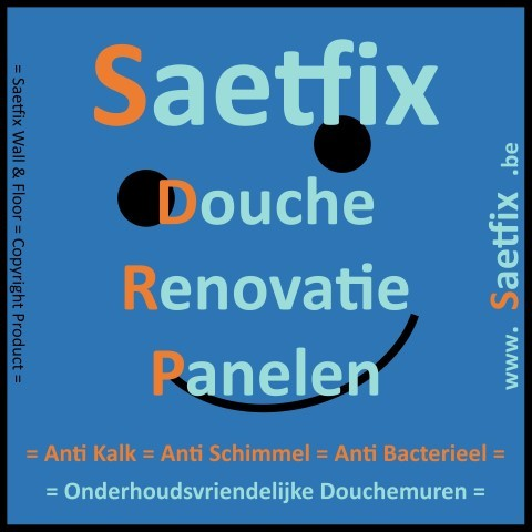 Saetfix acryl panelen
