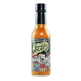 Torchbearer Zombie Apocalypse hot sauce