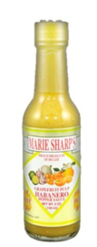 Marie Sharp's Grapefruit pulp Habanero Pepper Sauce