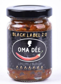 Oma Dee Sambal Black label 2.0 (limited edition)