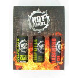 Hot Headz! Mexican Hot Pack!