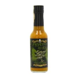 Psycho Juice Mustard Ghost Pepper