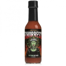 Burns & Mccoy Exhorresco 7 Pot Primo Hot Sauce