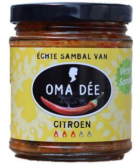 Oma Dee Sambal Citroen