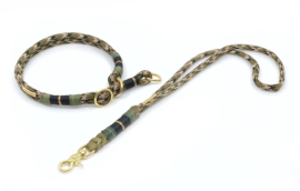 """keycord deluxe """"camo black&gold"""""""