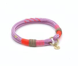 ID halsband touw - voor kleine honden