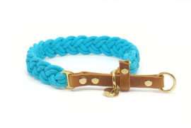 sliphalsband gevlochten touw