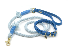 BABY BLUE & ROYAL BLUE