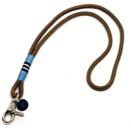 keycord classic brown