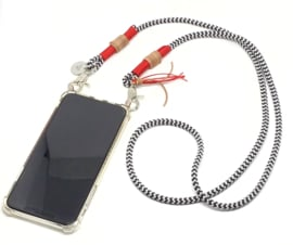 "smartphone ketting ""happy snake"""
