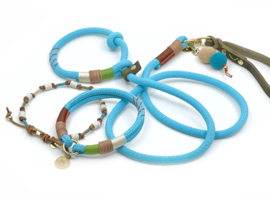 combinaties met turquoise/aqua