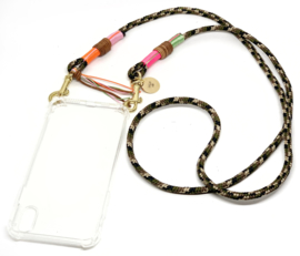 "smartphone ketting ""happy camouflage"""