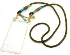 "telefoonketting ""happy military"""