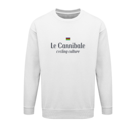 Sportsweater le cannibale vlag