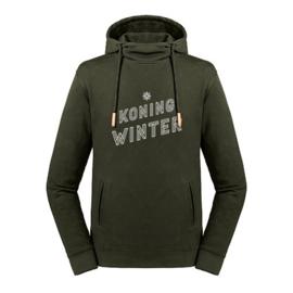 Schaats hoodie - koning winter