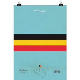 Wielerposter - België