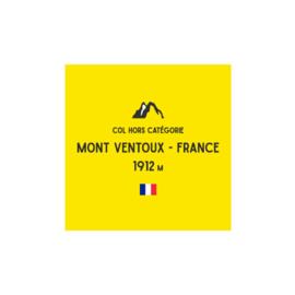 Wielren hoodie Mont Ventoux