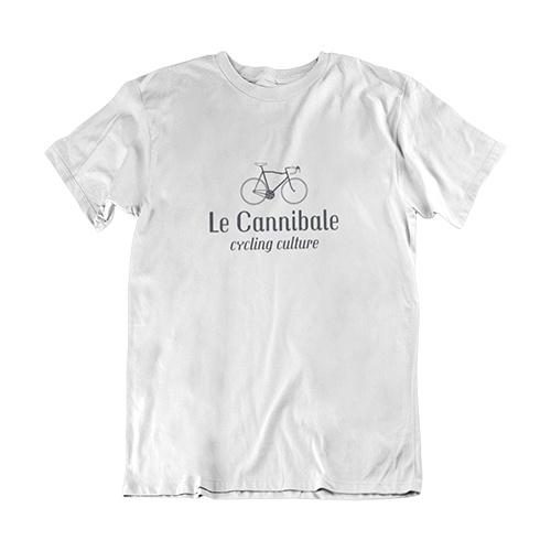 T-shirt le cannibale fiets
