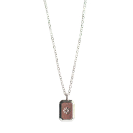 Little star charm necklace