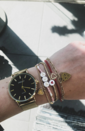 HEART beads bracelet