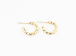 Picota earring - gold