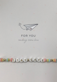PERSONALIZE For you bracelet