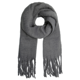 Basic scarf - grey