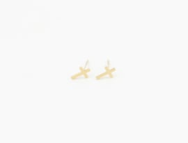 Chica earring - gold
