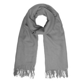 Basic scarf - grey