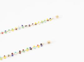 Multicolor sun glasses cord