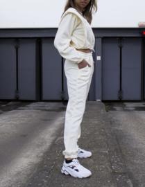 Nova tracksuit - white
